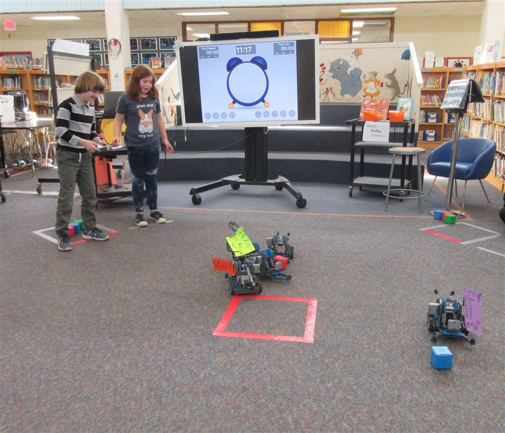 VEX IQ Competition at PQ