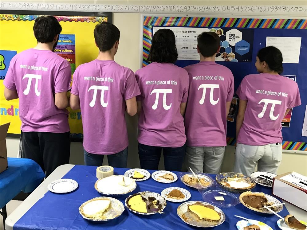 Multiplying Success on Pi Day